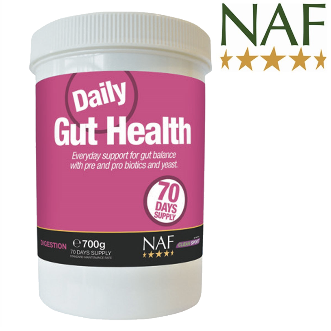 NAF Daily Gut Health - Gilberts Australia