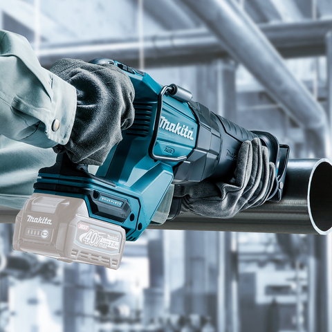Image of Makita GRJ01Z 40V max XGT® Brushless Cordless Recipro Saw, Tool Only