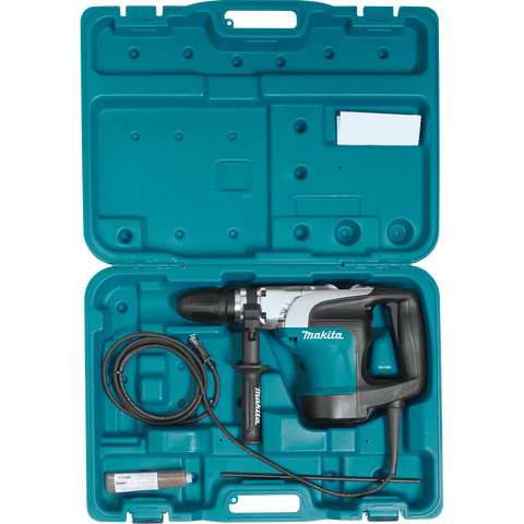 "Makita HR4002 1‑9/16"" Rotary Hammer, accepts SDS‑MAX bits"