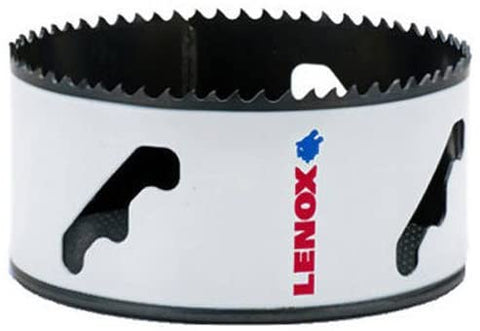 "Lenox 1772075 4 1/2"" Hole Saw Speed Slot Bi Metal USA"