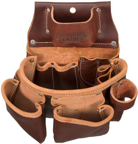 Occidental Leather 5018DB 3 Pouch ProTool Bag