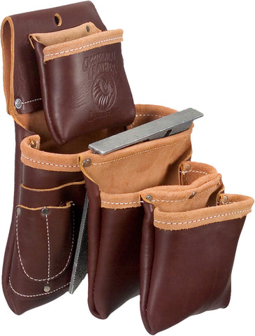 Occidental Leather 5062LH 4 Pouch Pro Left Handed Fastener Bag