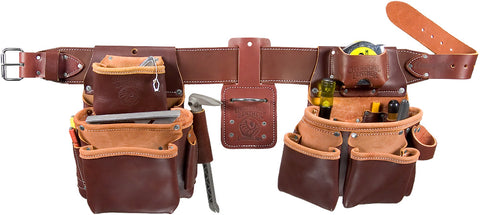 Occidental Leather 5080DB - Pro Framer™ Tool Belt Set w/ Double Outer Bag