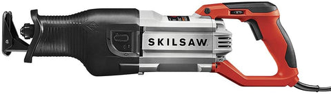 SKILSAW SPT44-10 15 Amp Heavy-Duty Reciprocating Saw with Buzzkill Technology