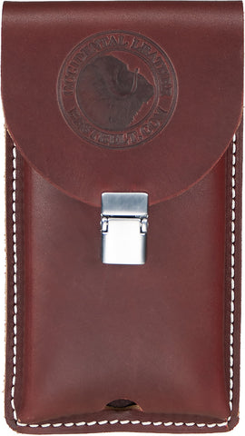 Occidental 5328 - Clip-On Leather Phone Holster LG.