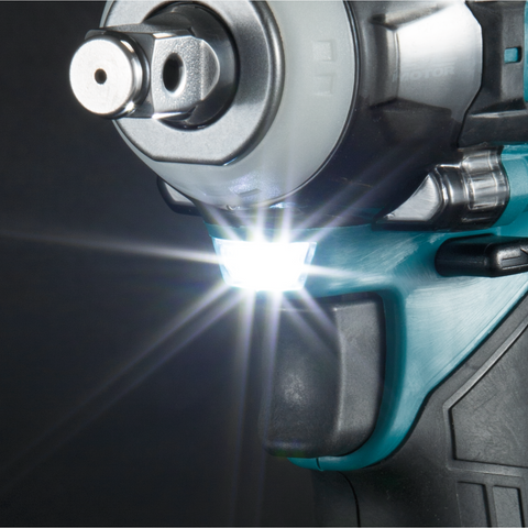 "Image of Makita GWT04D 40V max XGT® Brushless Cordless 4‑Speed 1/2"" Sq. Drive Impact Wrench Kit w/ Friction Ring Anvil (2.5Ah)"