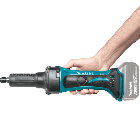 "Makita XDG01Z 18V LXT® Lithium‑Ion Cordless 1/4"" Die Grinder, Tool Only"