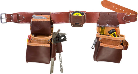 Occidental Leather 6100T Pro Trimmer™ Tool Belt w/ Tape Holster