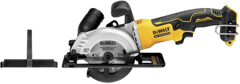 "DEWALT DCS571B Atomic 20V Max Brushless 4 1/2"" Cordless Circular Saw (Tool Only)"