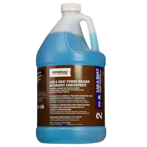 Generac Vehicle & Boat Cleaner Concentrate 1 Gallon Concentrate 6660