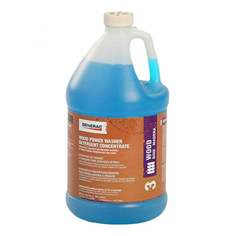 Generac Wood Deck & Siding Cleaner Super Concentrate 1 Gallon 6661