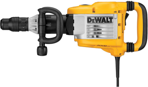 DEWALT D25901K Demolition Hammer, SDS MAX with Shocks, 23.4-lbs