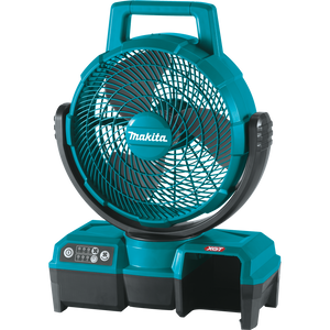 "Makita CF001GZ 40V max XGT® Cordless 9‑1/4"" Fan, Tool Only"
