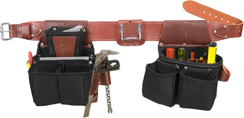 Occidental Leather 8086 OxyLights Framer Framing Tool Bag Belt Made in USA
