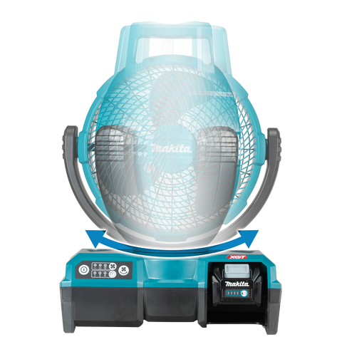 "Image of Makita CF001GZ 40V max XGT® Cordless 9‑1/4"" Fan, Tool Only"