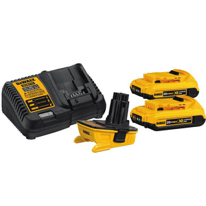 DeWalt DCA2203C 20V MAX Battery Adapter Kit For 18V Tools