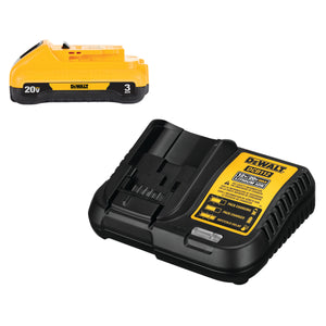 DeWalt DCB230C 20V MAX Starter Kit With 3 Ah Compact Battery & Charger