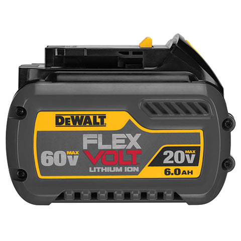 DeWalt DCB606 20/60V MAX FlexVolt 6.0Ah Battery