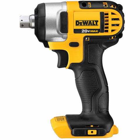 "DeWalt DCF880B 20V MAX Lithium Ion 1/2"" Impact Wrench With Detent Pin (Tool Only)"