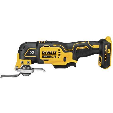 DEWALT DCS356B 20-Volt MAX XR Lithium-Ion Cordless Brushless Oscillating Multi-Tool (Tool-Only)