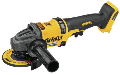 "DeWalt DCG418B FLEXVOLT® 60V MAX* BRUSHLESS 4 1/2"" - 6"" CORDLESS GRINDER WITH KICKBACK BRAKE (TOOL ONLY)"