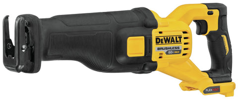 DeWalt DCS389B FLEXVOLT® 60V MAX* BRUSHLESS CORDLESS RECIPROCATING SAW (TOOL ONLY)