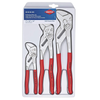 KNIPEX 00 20 06 US2, Pliers Wrench 3-Piece Set