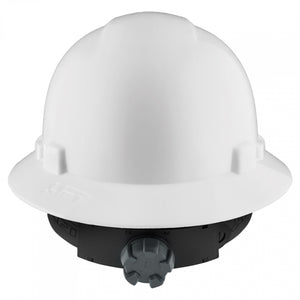 LIFT Safety HBFC-7W Briggs Full Brim Vented Hard Hat - White