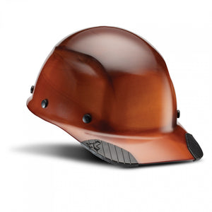 LIFT Safety HDFC-17NG DAX Cap Style Hard Hat - Ratchet Suspension - Natural/Brown