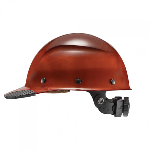 Image of LIFT Safety HDFC-17NG DAX Cap Style Hard Hat - Ratchet Suspension - Natural/Brown