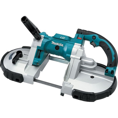 Makita XBP02Z 18V LXT Lithium-Ion Cordless Portable Band Saw - (Bare Tool)