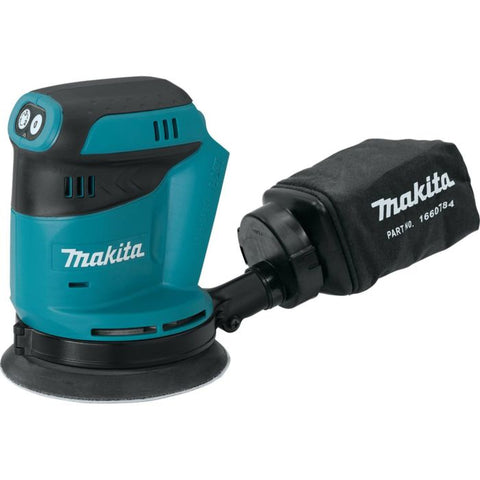 Image of Makita XOB01Z LXT Li-Ion Cordless 5'' Random Orbit Sander (Bare Tool)