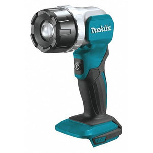 "Makita Cordless Flashlight, 18.0V, Tool 11-3/4"" L"