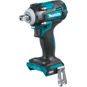 "Makita GWT05Z 40V max XGT® Brushless Cordless 4‑Speed 1/2"" Sq. Drive Impact Wrench w/ Detent Anvil, Tool Only"
