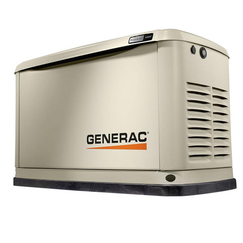 Generac 7171 Guardian 10000-Watt Air-Cooled Home Standby Generator with Wi-Fi