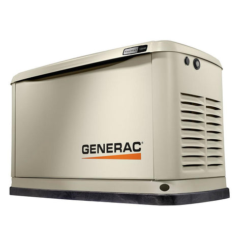 Generac 7173 Guardian 13000-Watt Air-Cooled Home Standby Generator with Wi-Fi