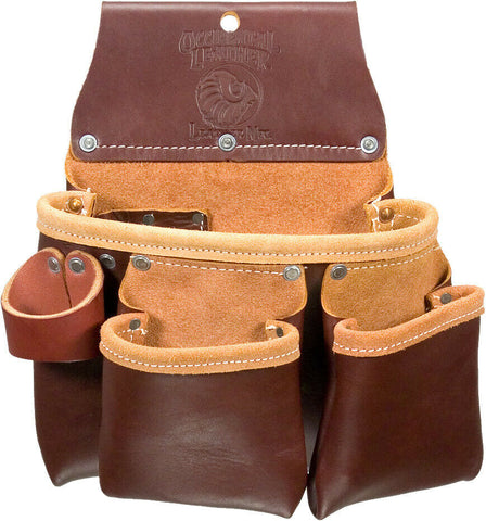 Occidental Leather 5017DBLH Left Handed 3 Pouch Pro Tool Bag