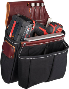 Occidental Leather 8068 Impact / Screw Gun And Drill Bag Leather