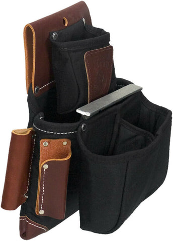 Image of Occidental Leather B8064LH Left Handed OxyLights Fastener Bag, Double Outer Bag