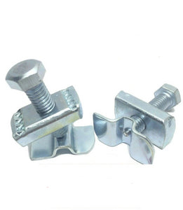 (#4930) Seismic Rod Stiffener Nuts for Unistrut Channel P2486 SC228 (QTY 2)