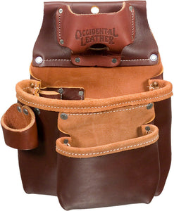 Occidental Leather 5018LH 2 Pouch Pro Tool Bag - Left Hand