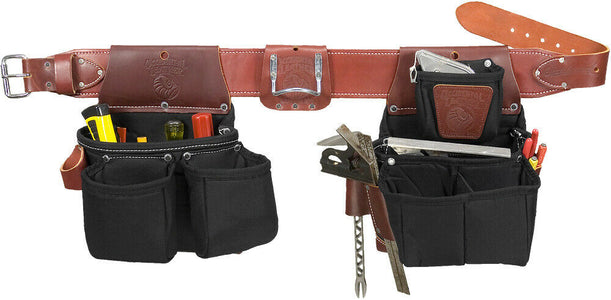 Occidental Leather 8086LH LEFT HAND OxyLights Framer Framing Tool Bag Belt