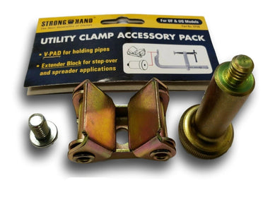 STRONG HAND 4-IN-1 CLAMP ACCESSORY KIT ~ fits UF & UG XFVB Qty:1