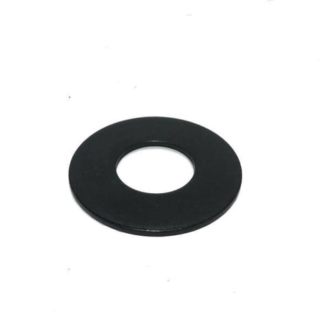 "1/4"" Black Oxide StaInless Steel Flat Washer"