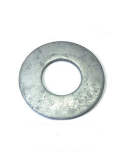 "(Qty 325 PCS) 7/8"" Hot Dipped Galvanized Flat Washers Bulk Box 50LBS / 50#"