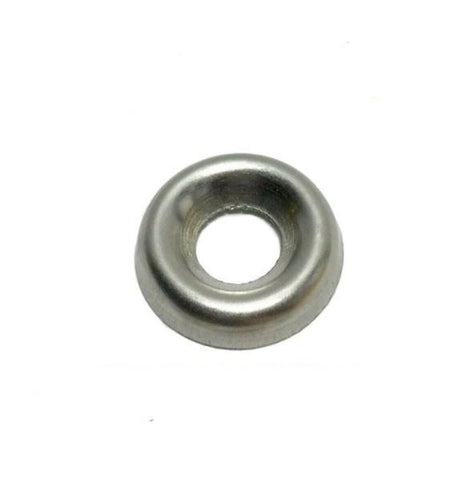 #10 StaInless Steel Cup Washer FInishIng Countersunk