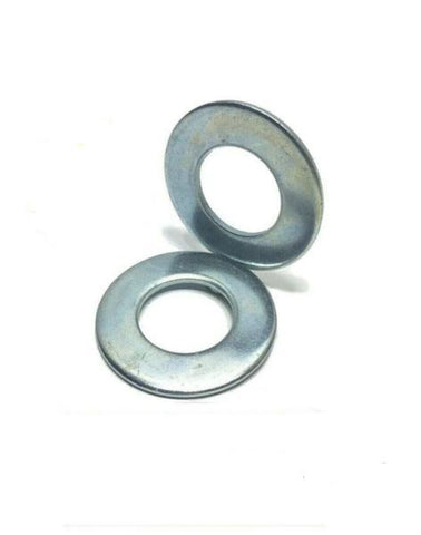 "1/2"" SAE Flat Washers Zinc Plated Low Carbon / Grade 2"