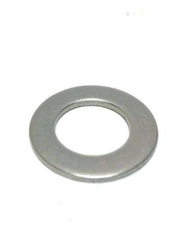 "(Qty 100) 1/4"" ID x .500 OD x 1/32"" Stainless Steel AN Flat Washer Series 9C416"