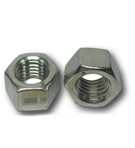 "1/4""-20 StaInless Steel FInished Hex Nuts 304 / 18-8 1/4""-20"