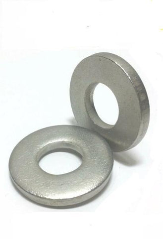 "1/2"" StaInless Steel Thick Heavy Duty SAE Flat Washers (.175 Thick)"